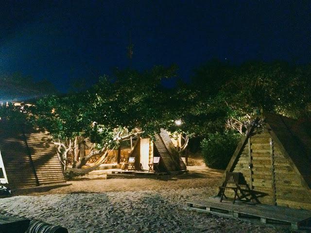 Tất tần tật về Khu du lịch Sao Biển - Lều gỗ du mục